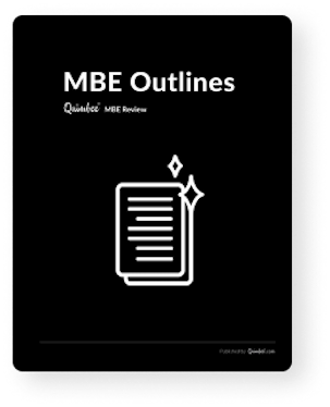 Book MBE Outlines